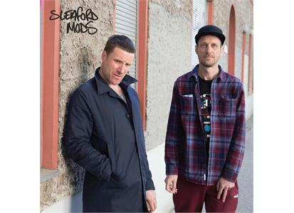 RT0024ST Rough Trade  Sleaford Mods Sleaford Mods (12'')