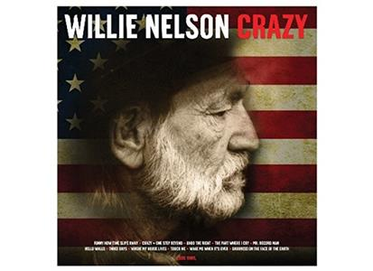 IMT7601384 Not Now CATLP138 Willie Nelson Crazy (LP)
