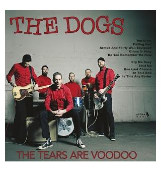 The Dogs Tears are Voodoo (LP)