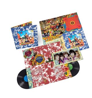 The Rolling Stones Their Satanic Majesties... (2LP+ 2SACD)