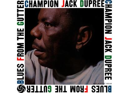 EIRS8019 8th Records  Champion Jack Dupree Blues From The Gutter (LP)