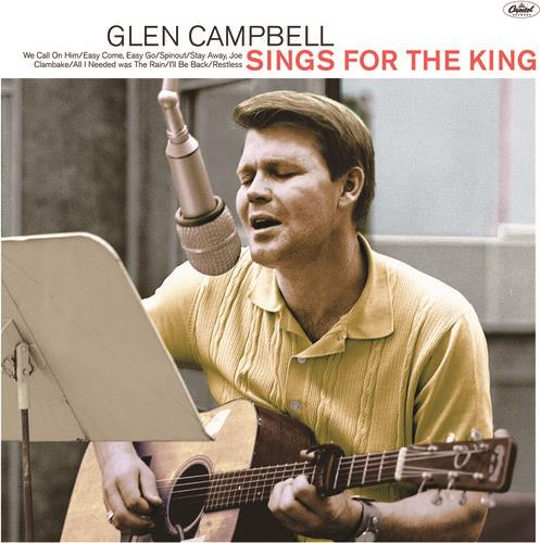 060256758484 Universal  Glen Campbell Sings For The King (LP)