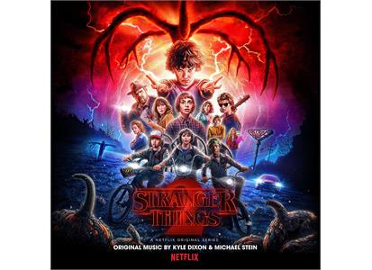 LSINV194LP Invada  Kyle Dixon / Michael Stein / Soundtrack Stranger Things 2 (2LP)