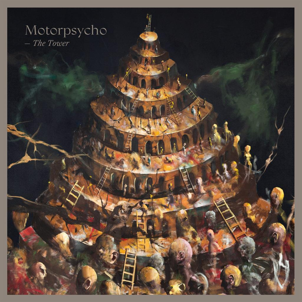 MPLP301 Rune Grammofon  Motorpsycho The Tower (2LP)