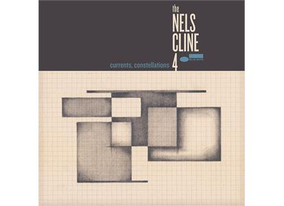 0060256740391 Blue Note  Nels Cline 4 Currents, Constellations (LP)