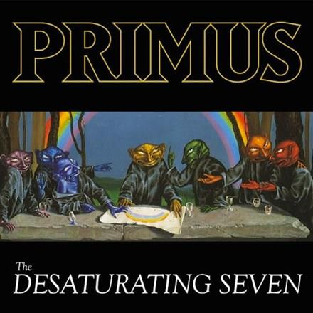 ATO0404LP ATO  Primus The Desaturating Seven (LP)