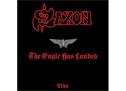 5099926098319 BMG  Saxon The Eagle Has Landed - Live (LP)