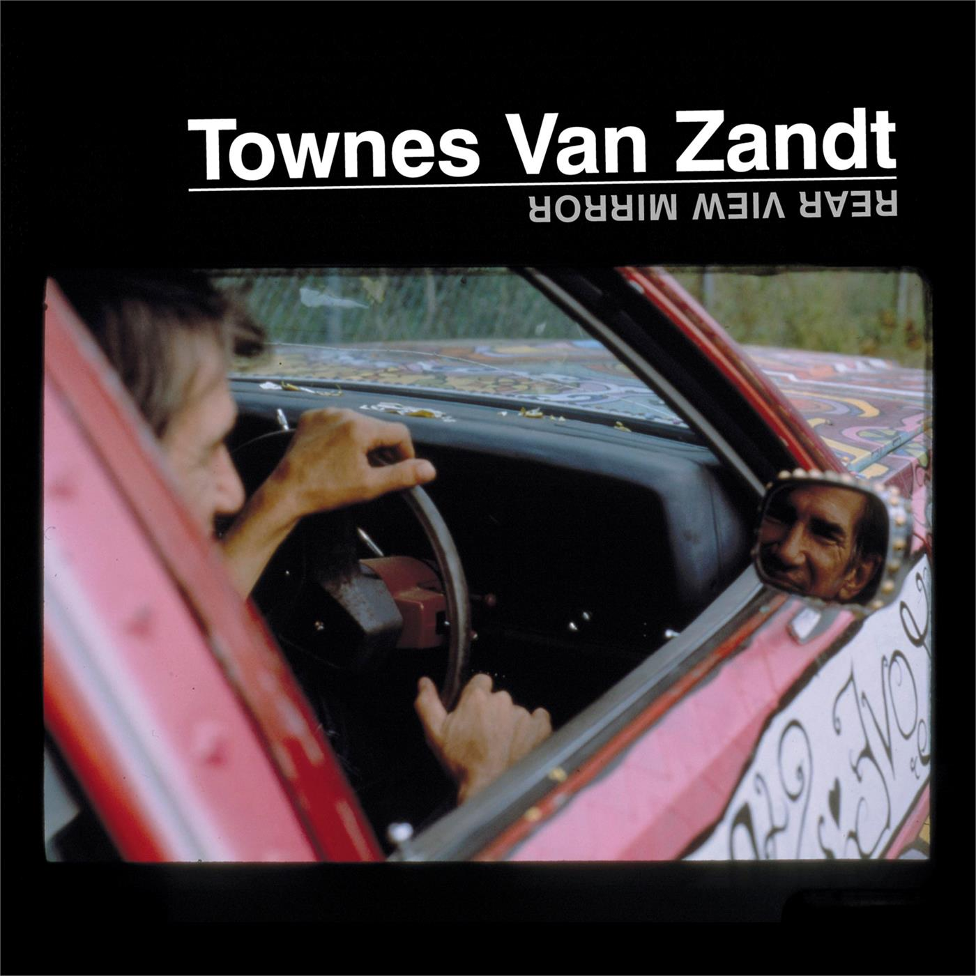 FAPO11071 Fat Possum  Townes Van Zandt Rear View Mirror (2LP)