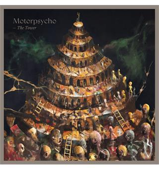 Motorpsycho The Tower (2LP)