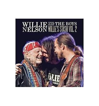 Willie Nelson And The Boys Willie's Stash vol. 2 (LP)