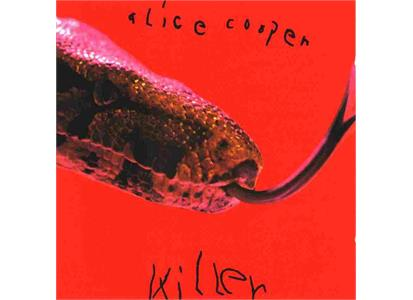 8122797167 Rhino  Alice Cooper Killer (LP)