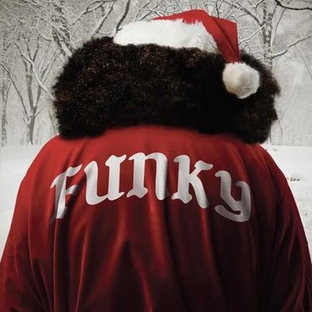 ALOB1 Fat Beats  Aloe Blacc Christmas Funk (LP - LTD)