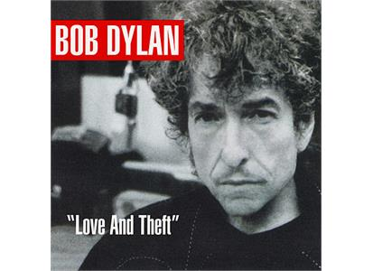 88985455291 Legacy Recordings  Bob Dylan Love And Theft (2LP)