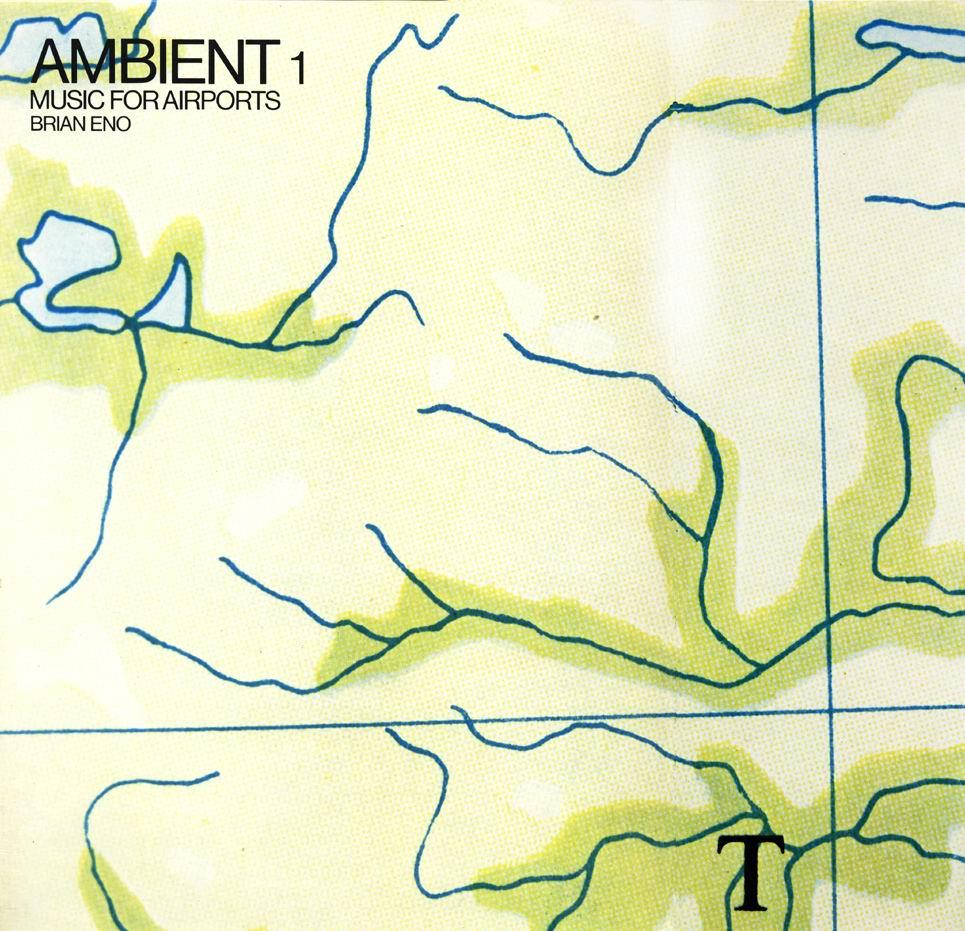 060256775047 Universal  Brian Eno Ambient 1: Music For Airports LTD (2LP)