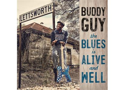 0190758124711 Silvertone  Buddy Guy Blues is Alive and Well (2LP)