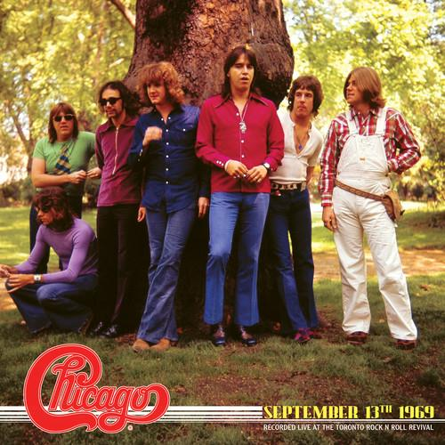 PRLE837 Purple Pyramid  Chicago September 13, 1969 (LP)