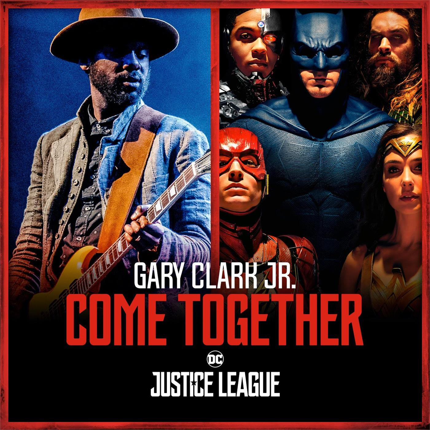 0054391955814 Warner 563724 Gary Clark Jr. and Junkie XL Come Together (12'')