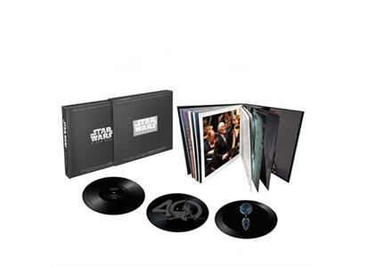 DSND00262480 Walt Disney  John Williams / Soundtrack Star Wars: A New Hope - Deluxe (3LP)