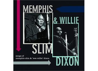 8436544170961 Vinyl Lovers  Memphis Slim and Willie Dixon Songs of Memphis Slim and Willie...(LP)