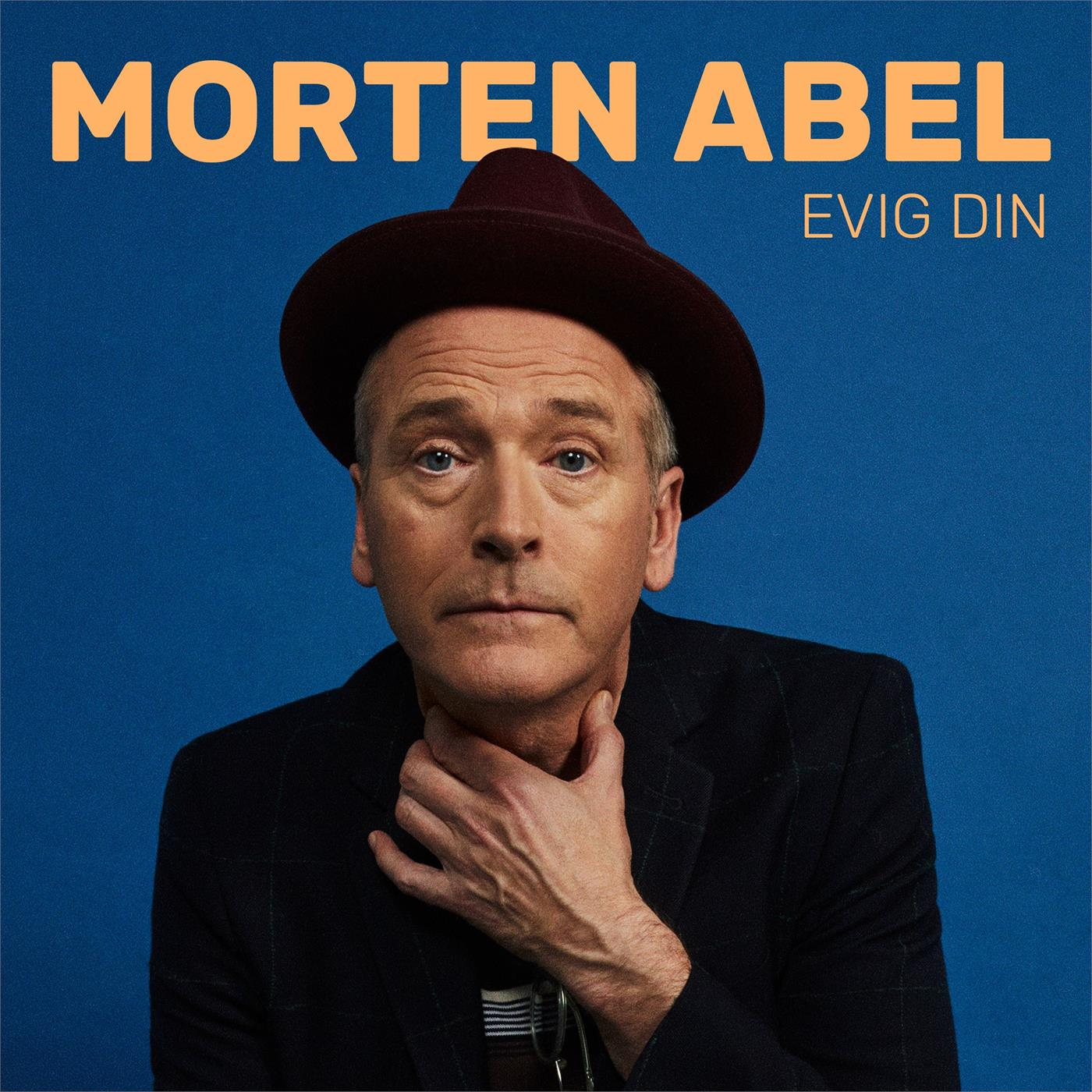 CA01LP Commercial Animal  Morten Abel Evig Din (LP)