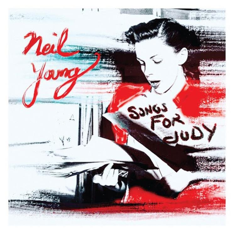0093624903796 Reprise  Neil Young Songs for Judy (2LP)