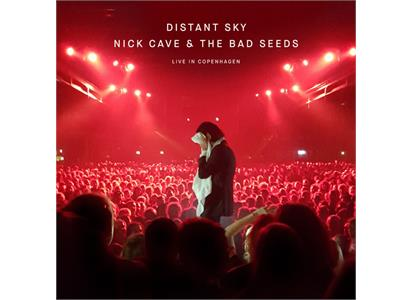 "BS017V Bad Seed  Nick Cave & The Bad Seeds Distant Sky- Live In Copenhagen EP (12"")"