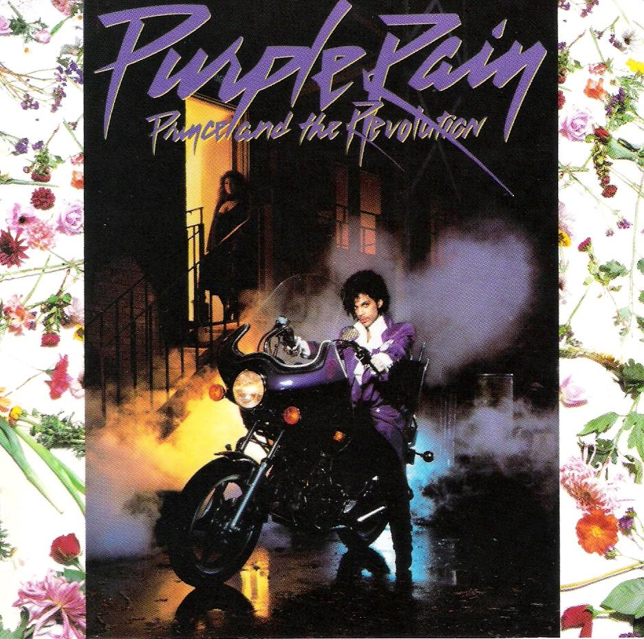 8122799149 Rhino  Prince Purple Rain (LP)