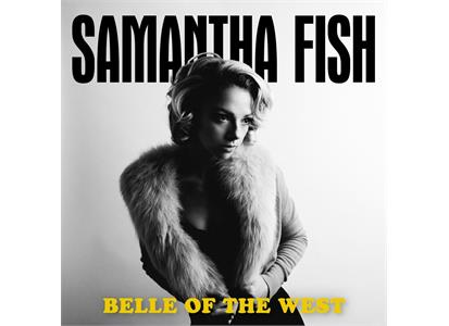 RF2048 Ruf Records  Samantha Fish Belle Of The West (LP)