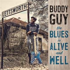 Buddy Guy Blues is Alive and Well (2LP)