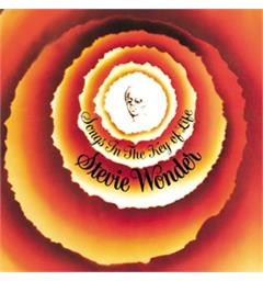 Stevie Wonder Songs in the Key of Life (2LP)
