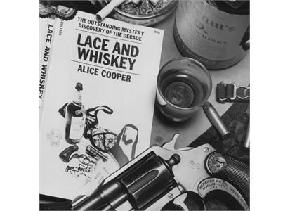 0603497858835 Rhino  Alice Cooper Lace And Whiskey - LTD (LP)
