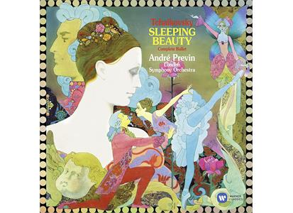 0190295668488 Warner  André Previn Tchaikovsky: Sleeping Beauty (3LP)