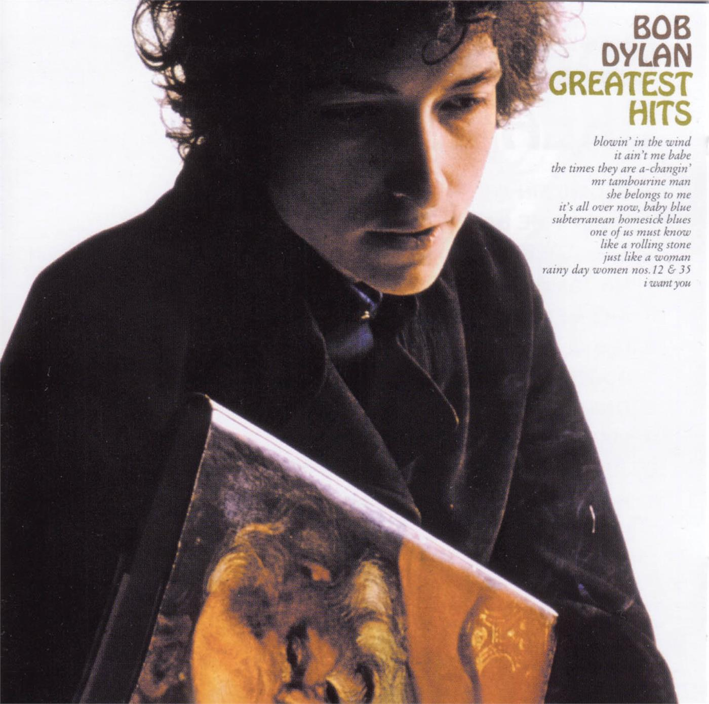 88985455611 Legacy Recordings  Bob Dylan Greatest Hits (LP)