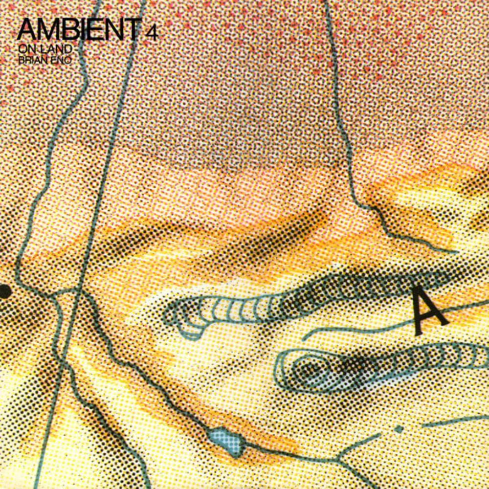 060256775057 Universal  Brian Eno Ambient 4: On Land LTD (2LP)