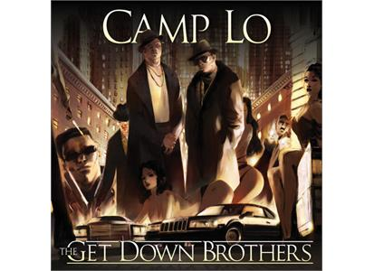 VKAM1 Vodka & Milk  Camp Lo Get Down Brothers + On the Way...(2LP)