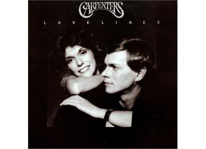 B002635001 A&M  Carpenters Lovelines (LP)