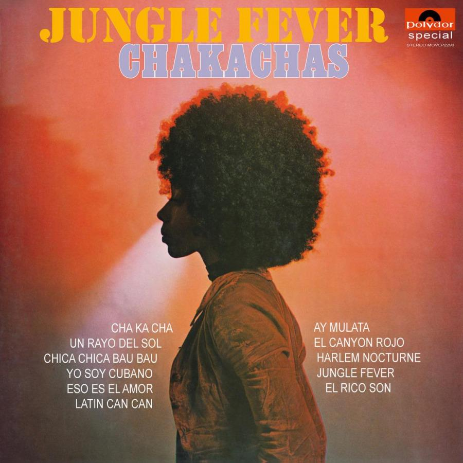 MOVLP2293 Music on Vinyl  Chakachas Jungle Fever (LP)