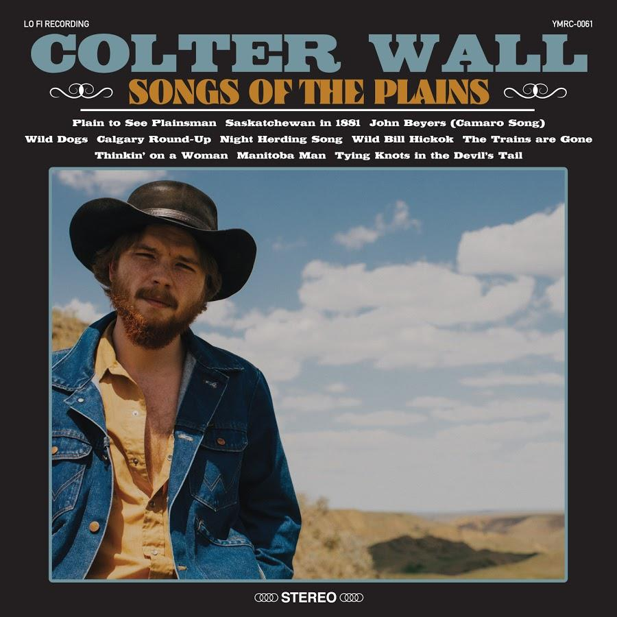 YMRC0061 Thirty Tigers  Colter Wall Songs Of The Plains (LP)