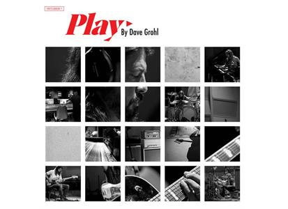19075888391 RCA  Dave Grohl Play - LTD (LP)