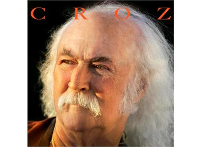 5255001143 Blue Castle  David Crosby Croz (2LP)