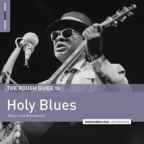 WMN1360 World Music Network  Diverse artister Rough Guide To Holy Blues (LP)