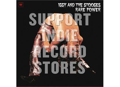 19075803531 Legacy Recordings  Iggy & The Stooges Rare Power (LP)