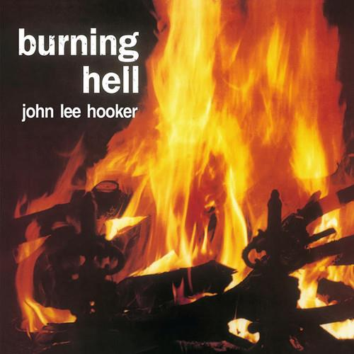 RUMD2011141 Rumble  John Lee Hooker Burning Hell (LP)