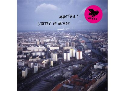 HUBROLP3577 Hubro  Møster! States Of Minds (2LP)