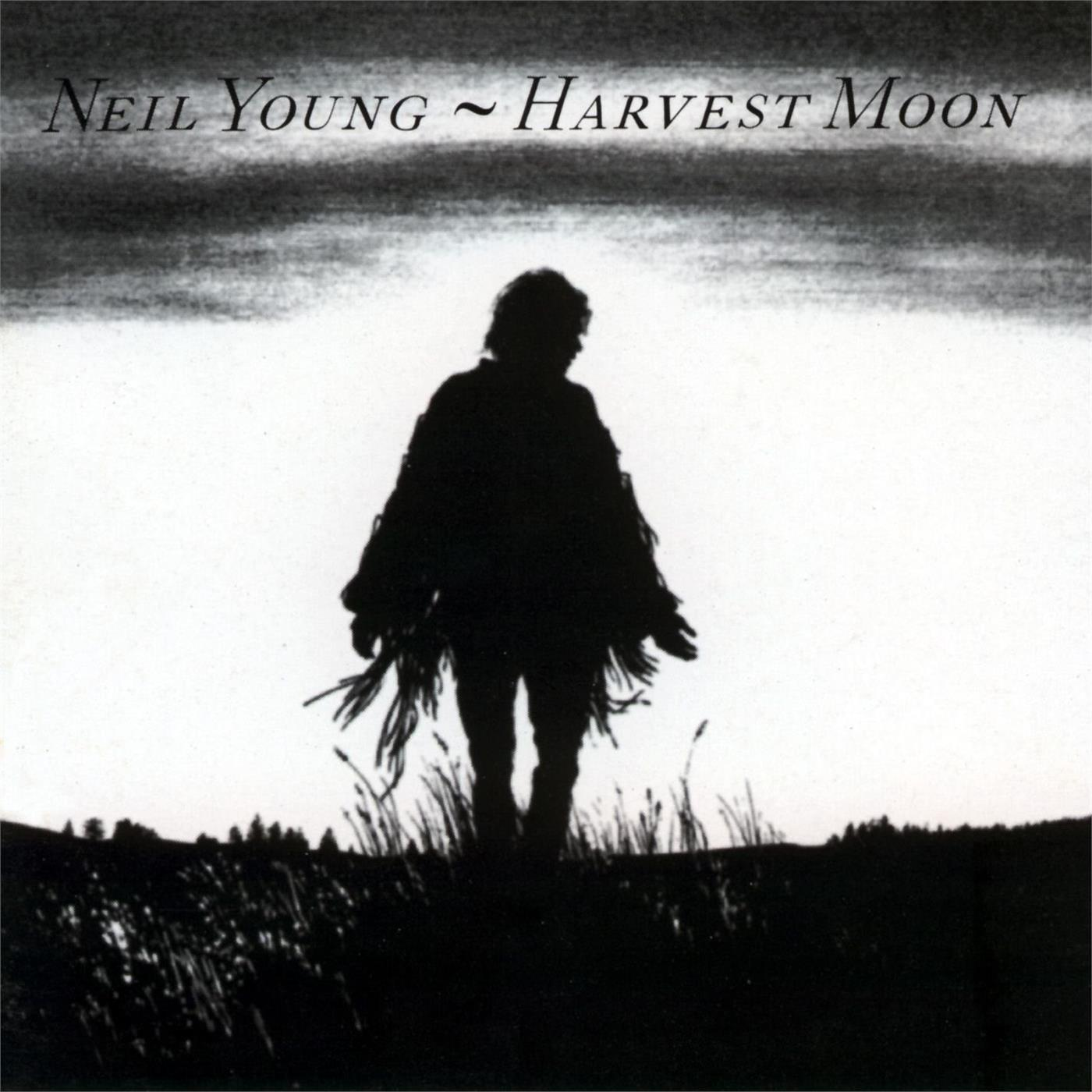 0093624910787 Reprise  Neil Young Harvest Moon (2LP)