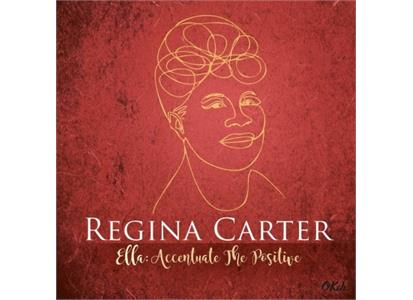 MOVLP1941 Music on Vinyl  Regina Carter Ella: Accentuate the Positive (2LP)