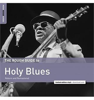 Diverse Artister Rough Guide To Holy Blues (LP)