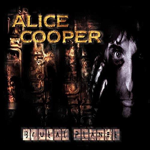 0213365EMX Ear Music  Alice Cooper Brutal Planet (LP)