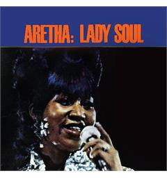 Aretha Franklin Lady Soul (LP)