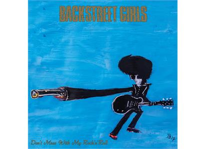 VOW229LP Voices of Wonder  Backstreet Girls Don't Mess With My Rock'n'Roll (LP)